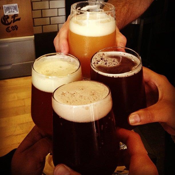 Woods Cervecería