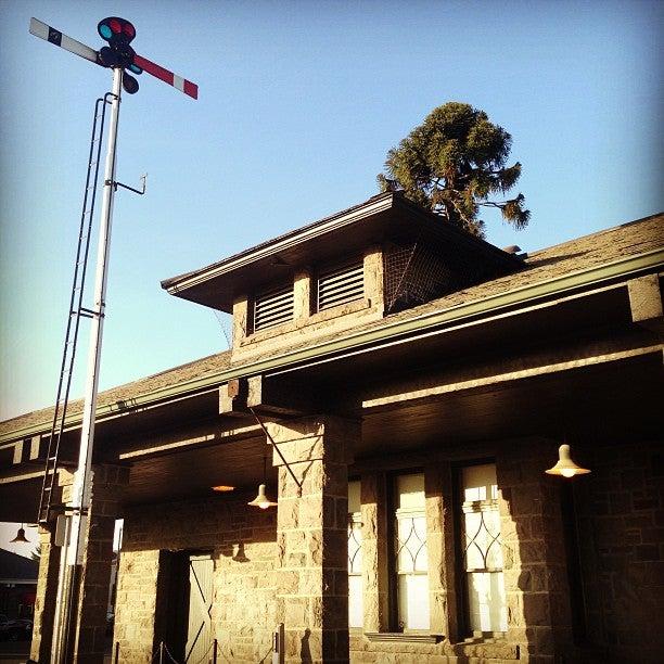 Historic Railroad Square