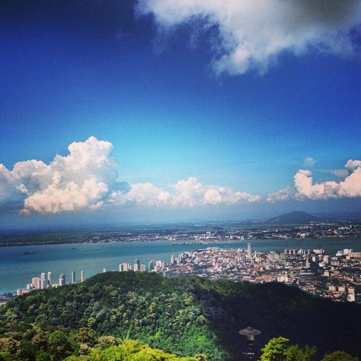 Penang Hill (升旗山 Bukit Bendera) (Bukit Bendera)