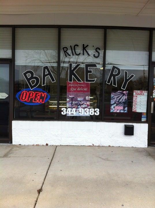 RICK'S BAKERY,