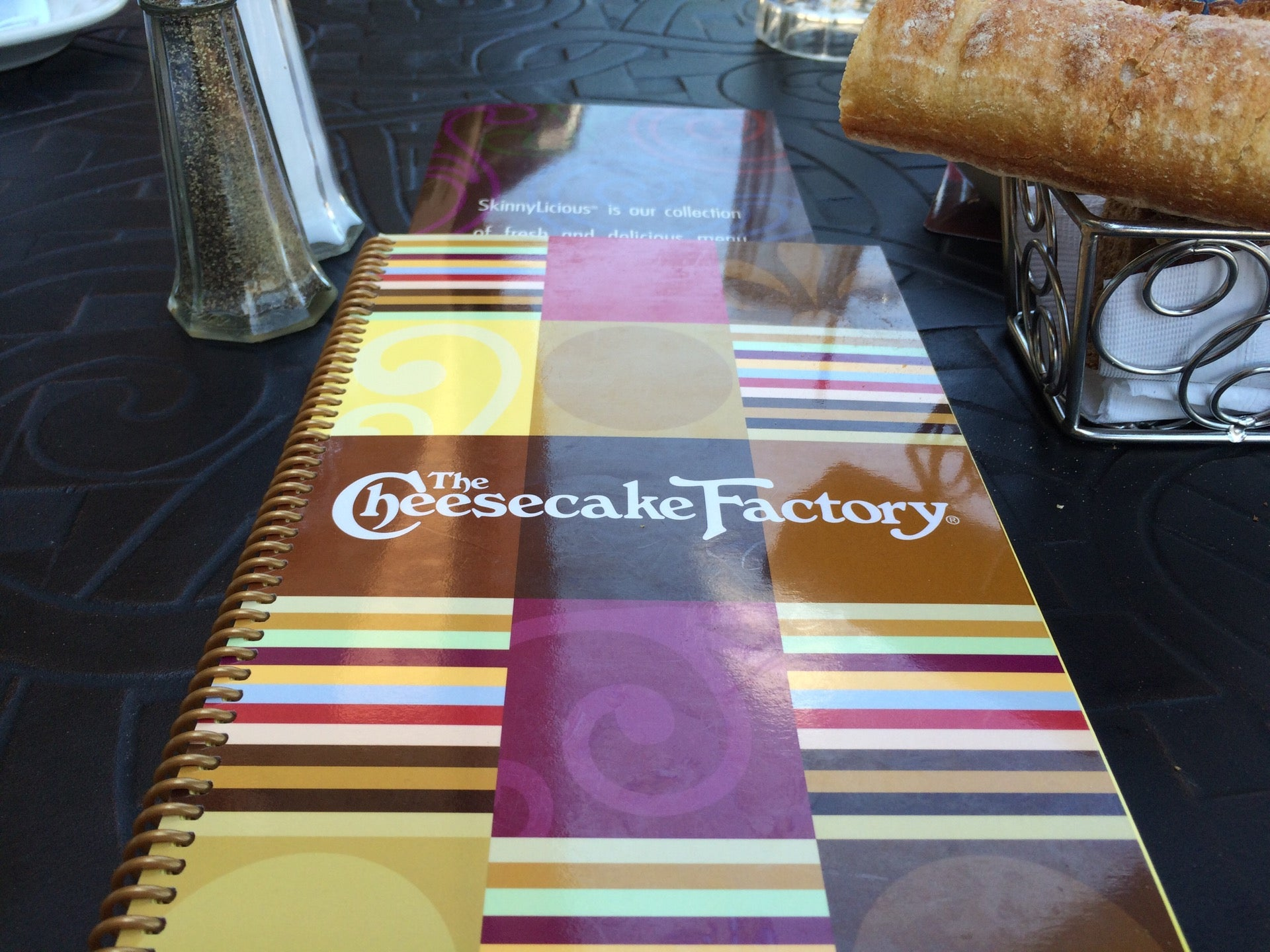 The Cheesecake Factory,
