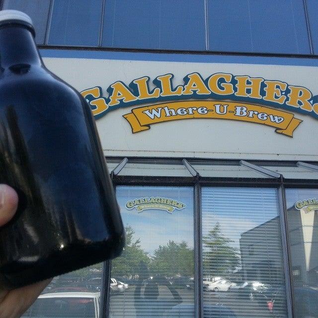 Gallaghers' Where-U-Brew