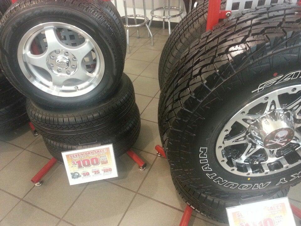 Discount Tire,