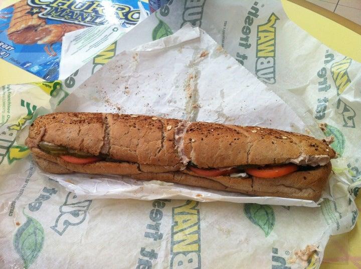 Subway Sawgrass Mall,