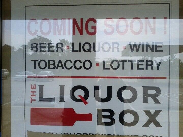 THE LIQUOR BOX,