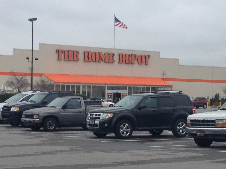 The Home Depot,fireplace