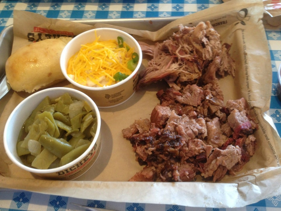 DICKEY'S BARBECUE PIT,