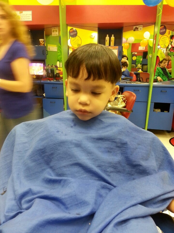 CARTOON CUTS,children,haircut,kids,mall,pembroke lakes mall,salon