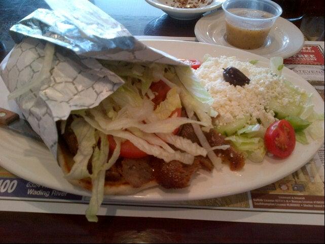 Greek Island Restaurant,