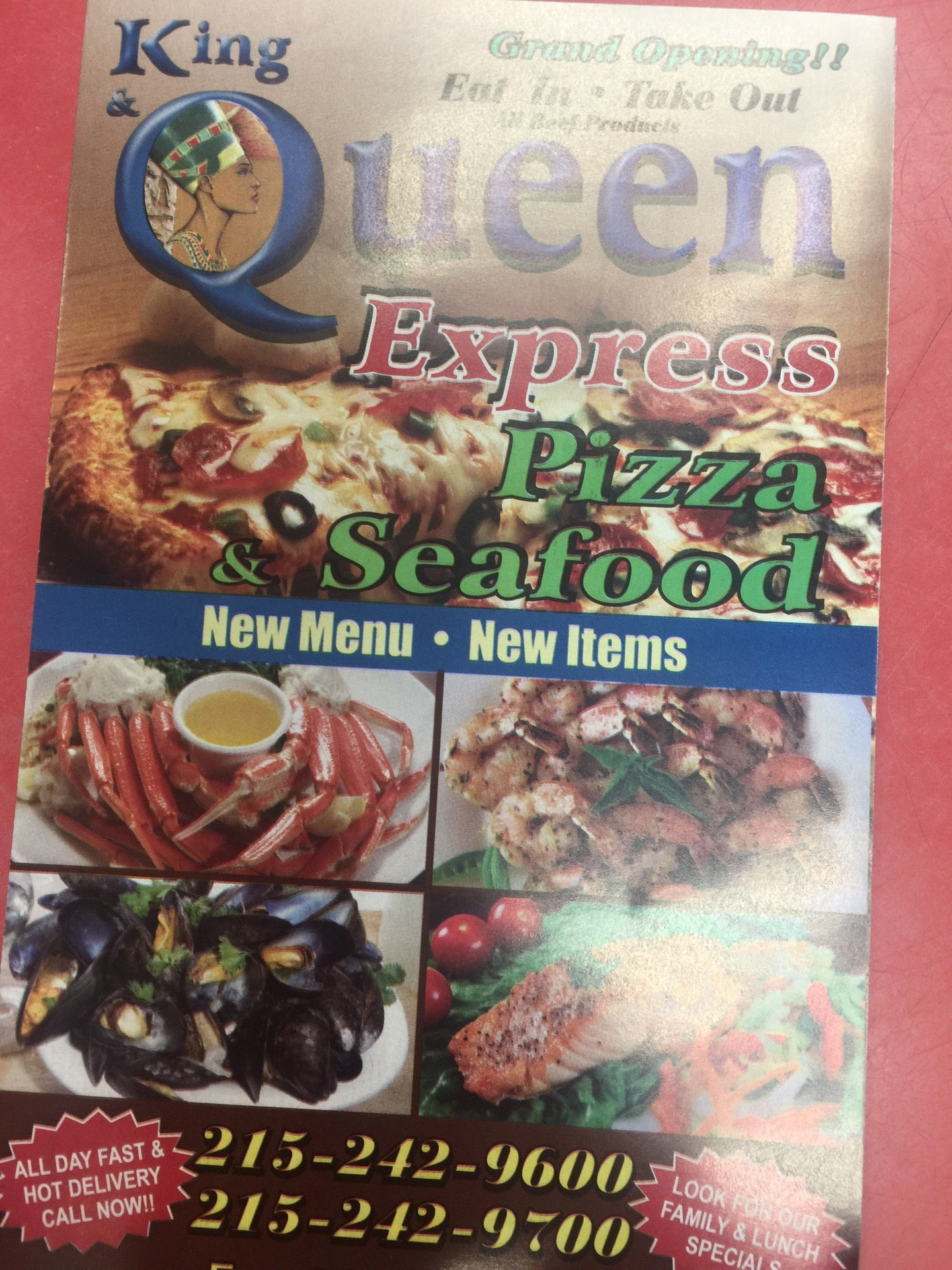 Queen Express Pizza,