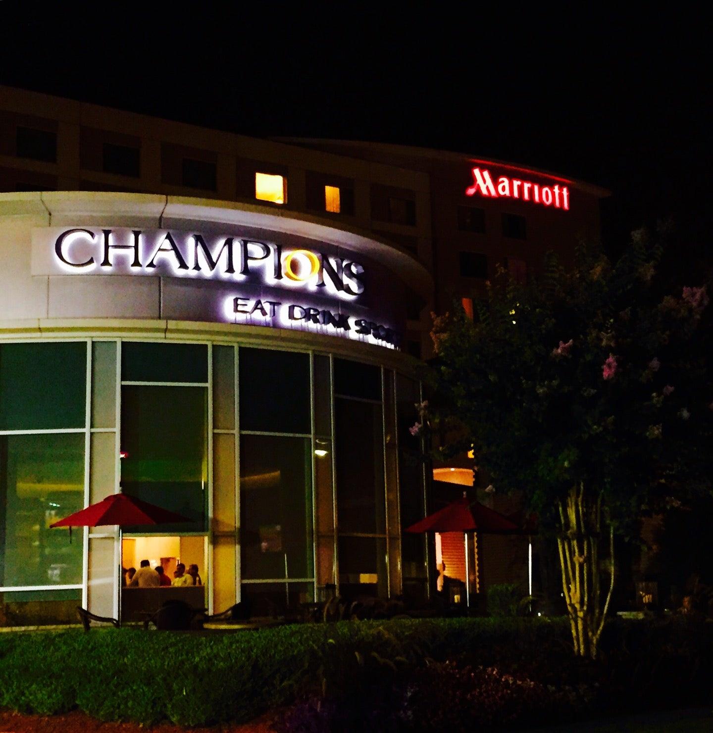 Atlanta Airport Marriott,gym,hotel,indoor pool,job,marriott,office,work