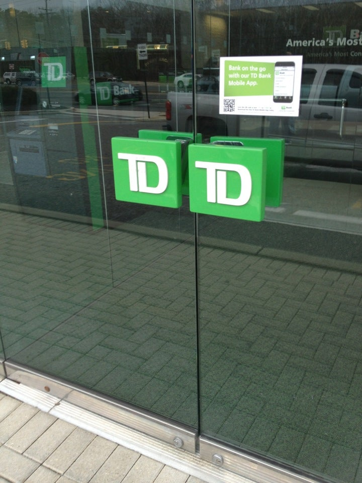TD Bank,bank,checking accounts,credit cards,financial advice,insurance,loans,mortgages