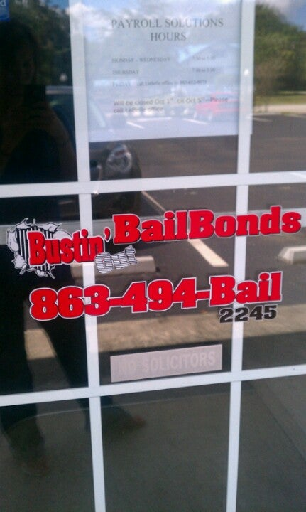 A BUSTIN' OUT BAILBONDS,