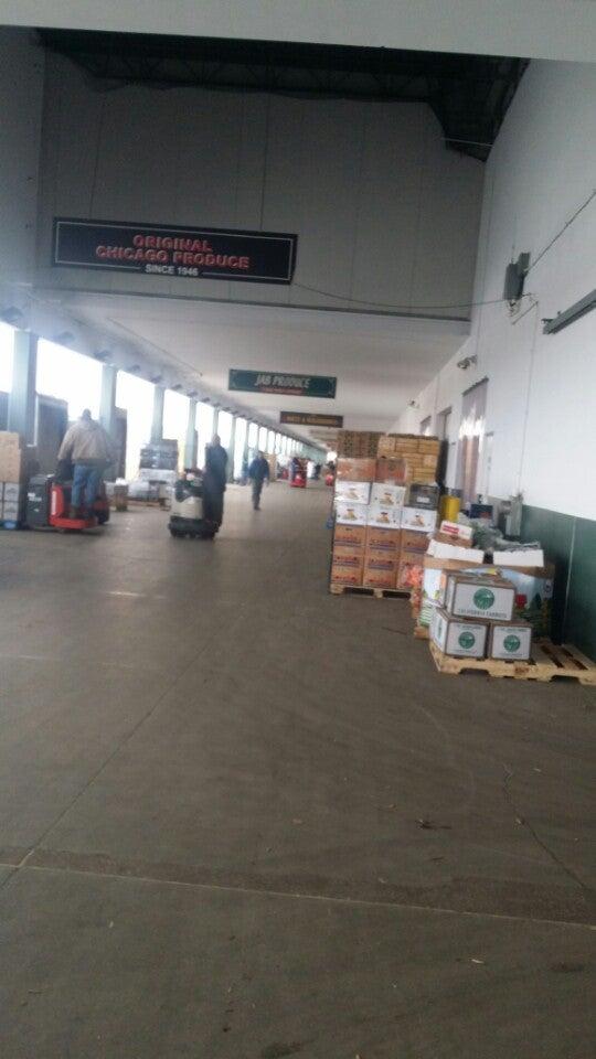 Chicago Int'L Produce Market,