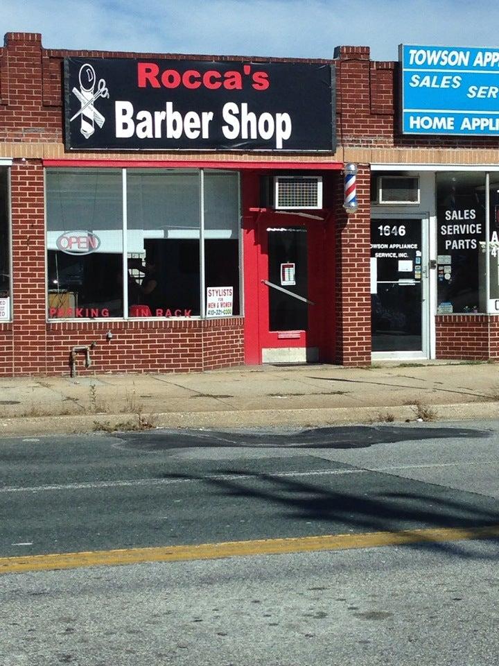 Rocca's Barber Shop,