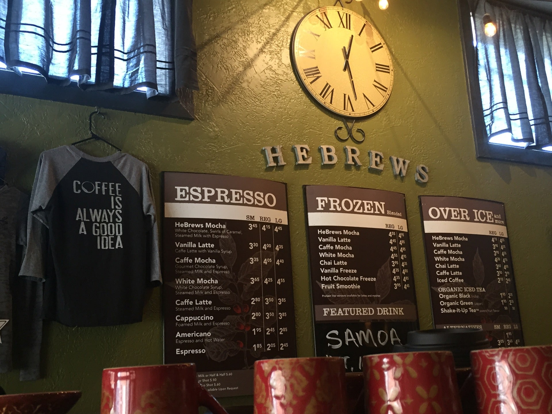 Hebrew's Coffee Company,