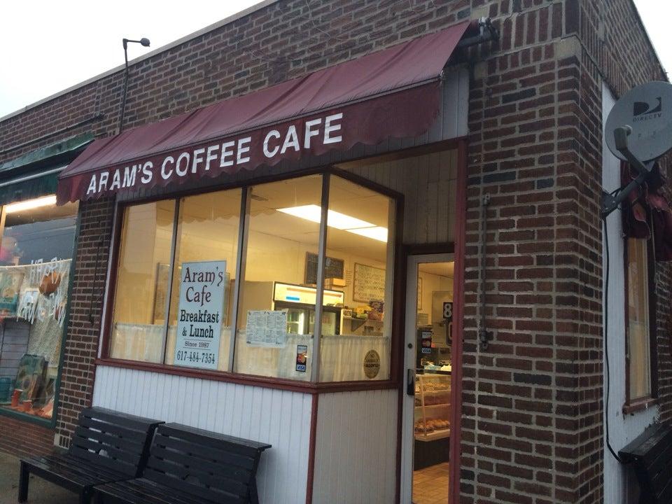 Aram's Cafe',
