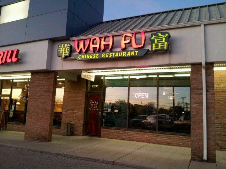 Wah Fu Chinese Restaurant,