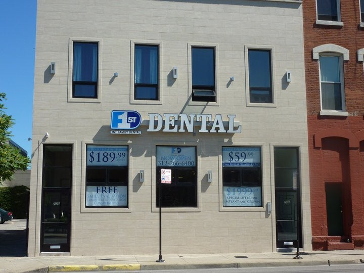 1st Family Dental of Chicago, cosmetic dentist, dental clinic, dental implants,dentist,orthodontics