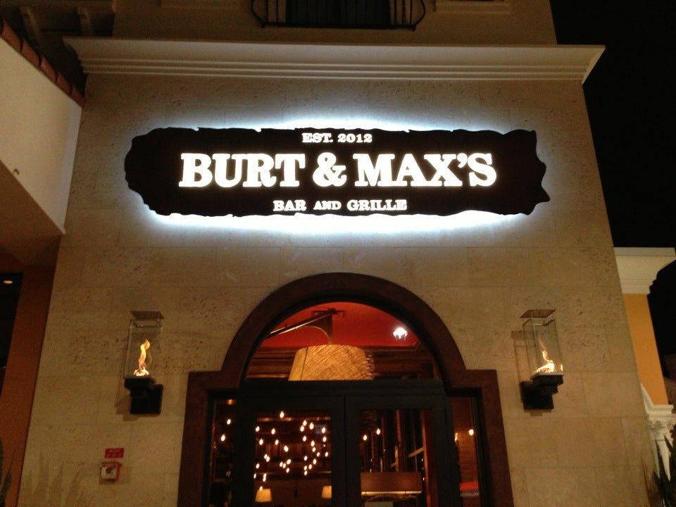 Burt and Maxs Bar and Grill,