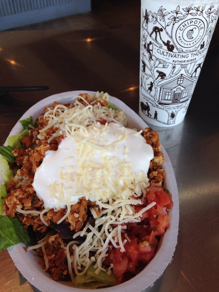CHIPOTLE MEXICAN GRILL,