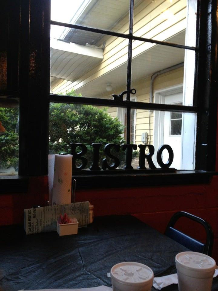 Main Street Italian Bistro,