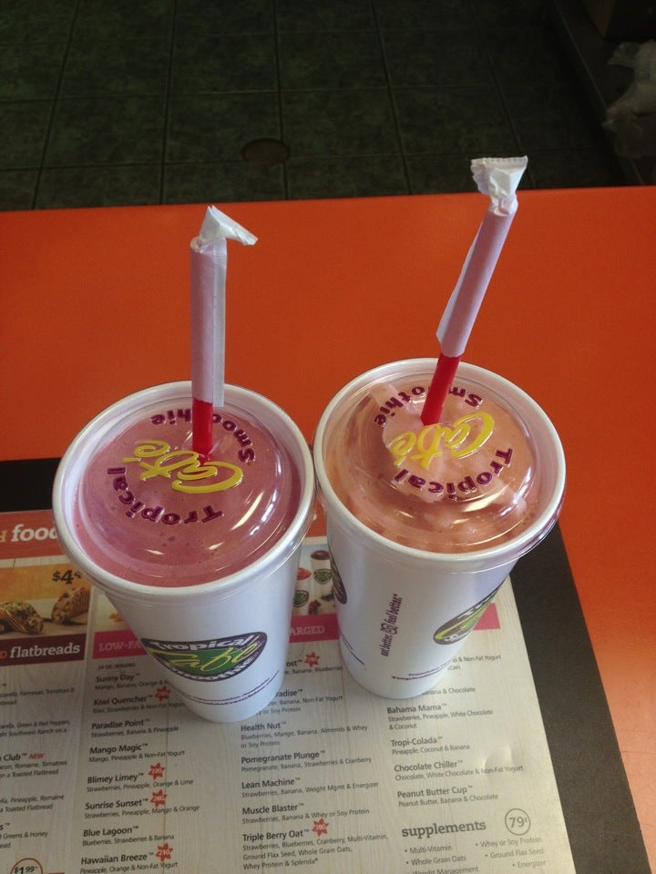 Tropical Smoothie Cafe,