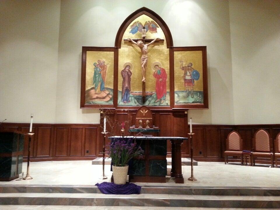 St Mark Church,