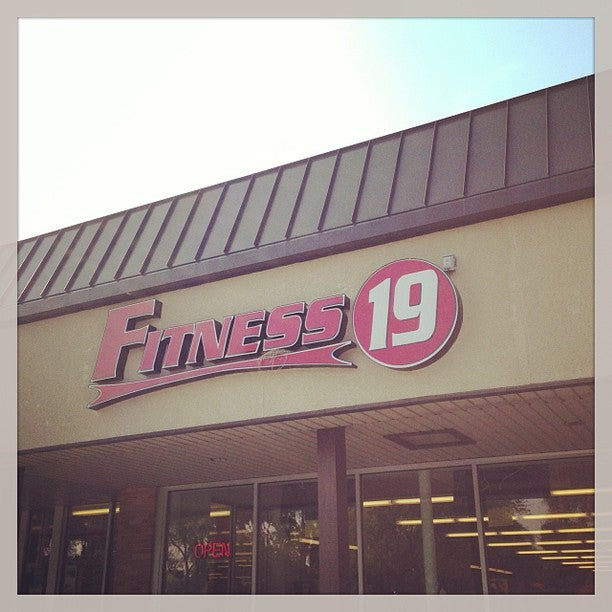 Fitness 19, childcare, fitness, nutritional support,personal training