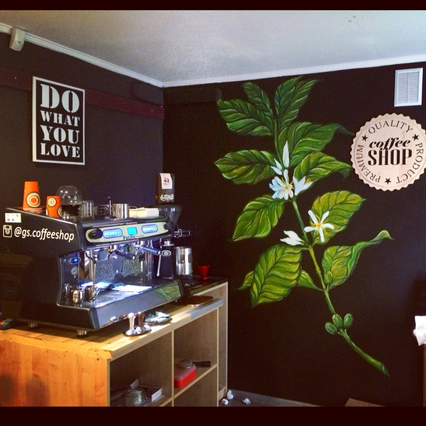 GS Coffeeshop