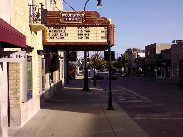 Classic Cinemas Woodstock Theater