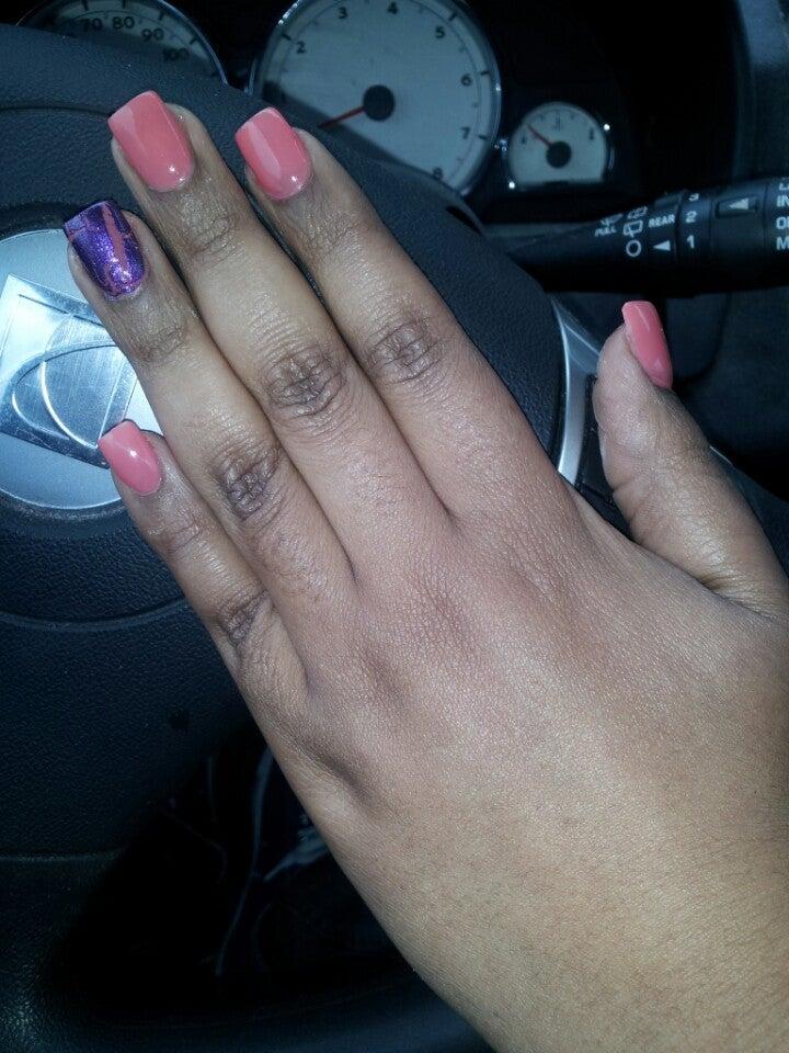 Ruby Nails,