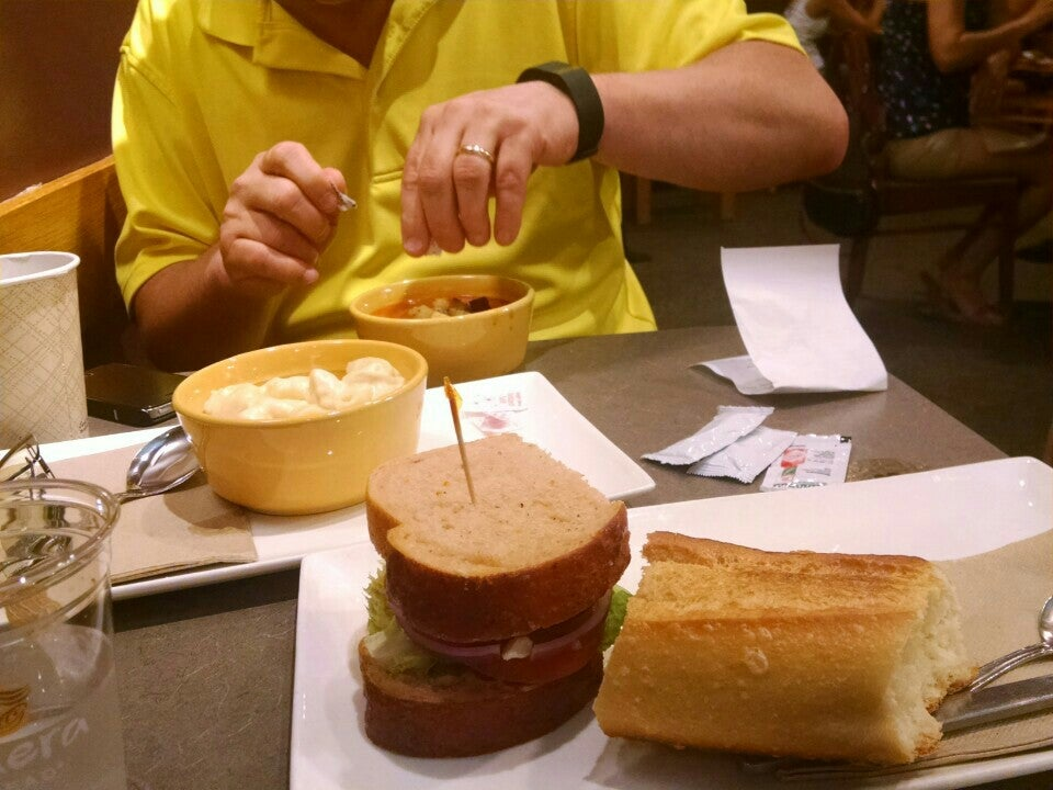 Panera Bread,bread,coffee,panera bread,pastries,restaurant,salads,sandwiches,soups