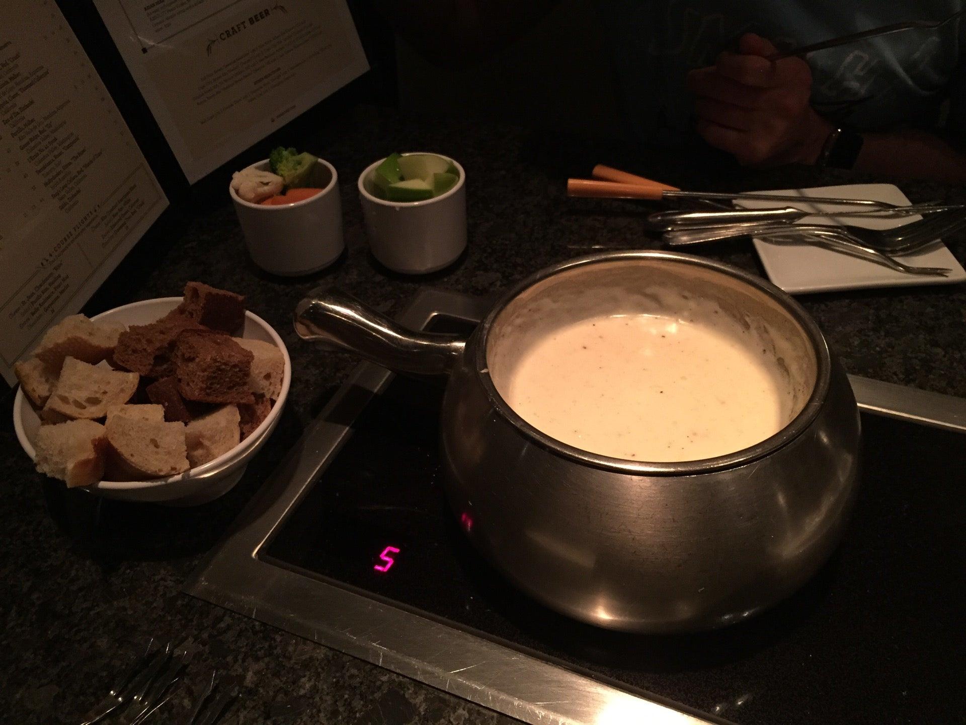 The Melting Pot,fondue