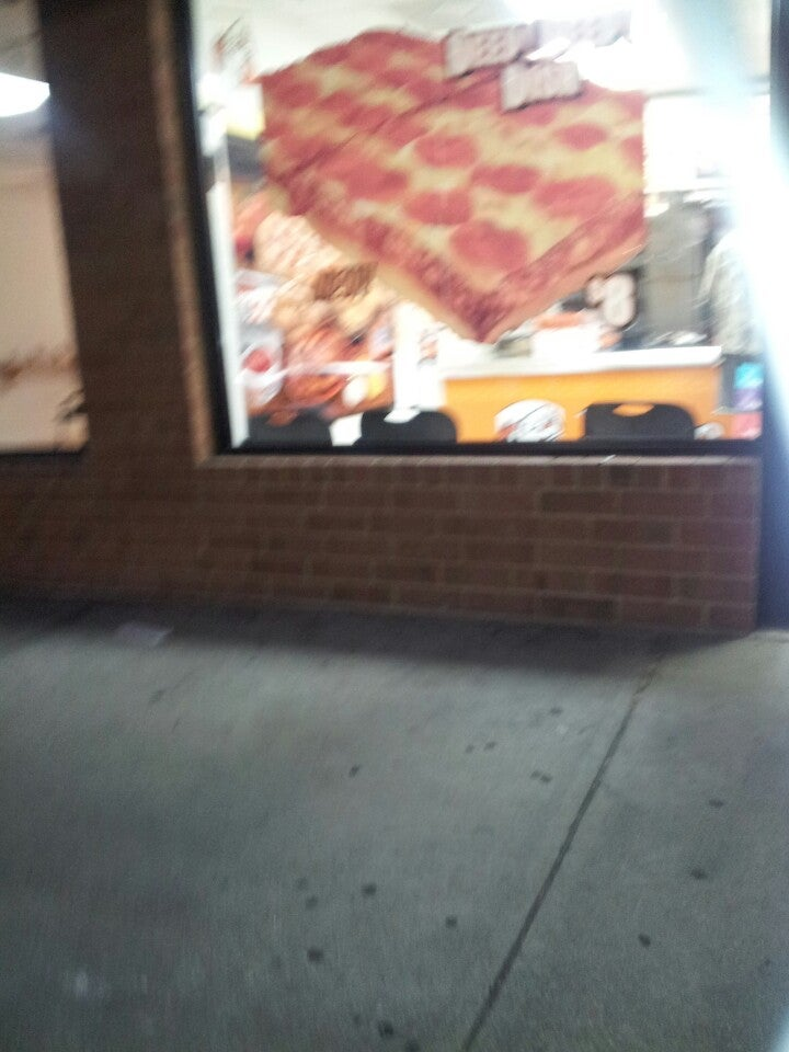 Little Caesars Pizza,pizza,rude service for mediocre pizza. be rude one more time...