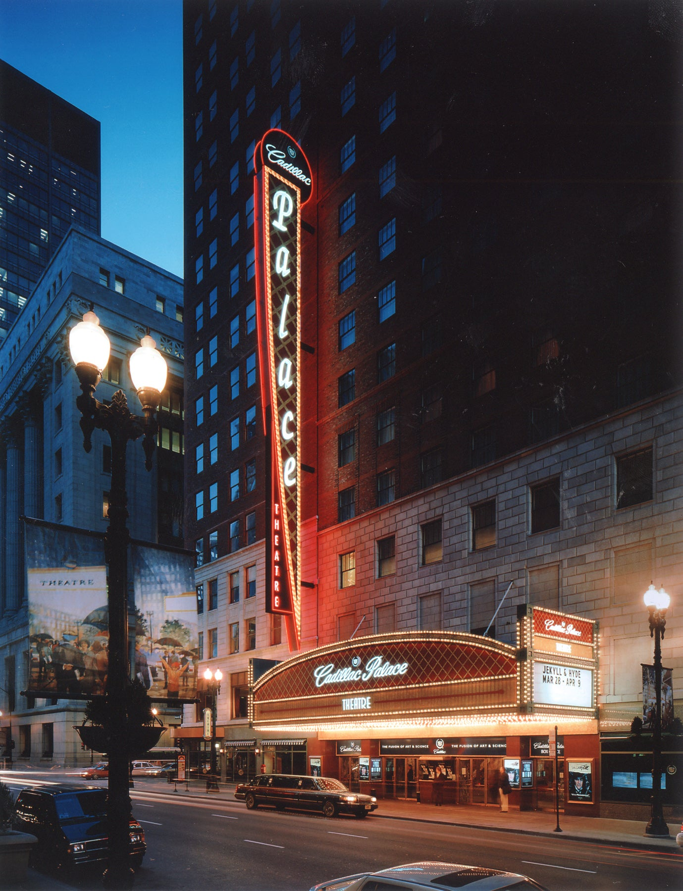 cadillac palace theatre chicago tickets schedule seating charts. Cars Review. Best American Auto & Cars Review