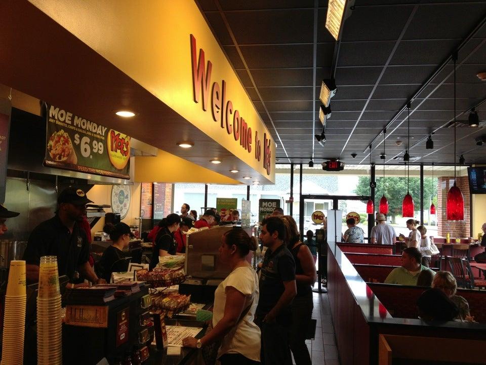 Moe's Southwest Grill,