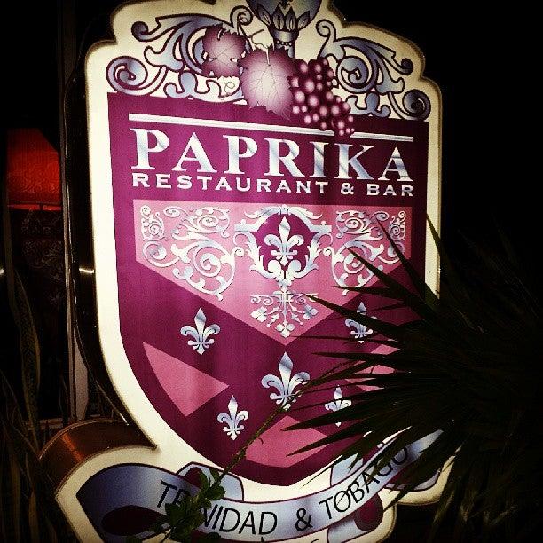 Paprika Restaurant & Bar