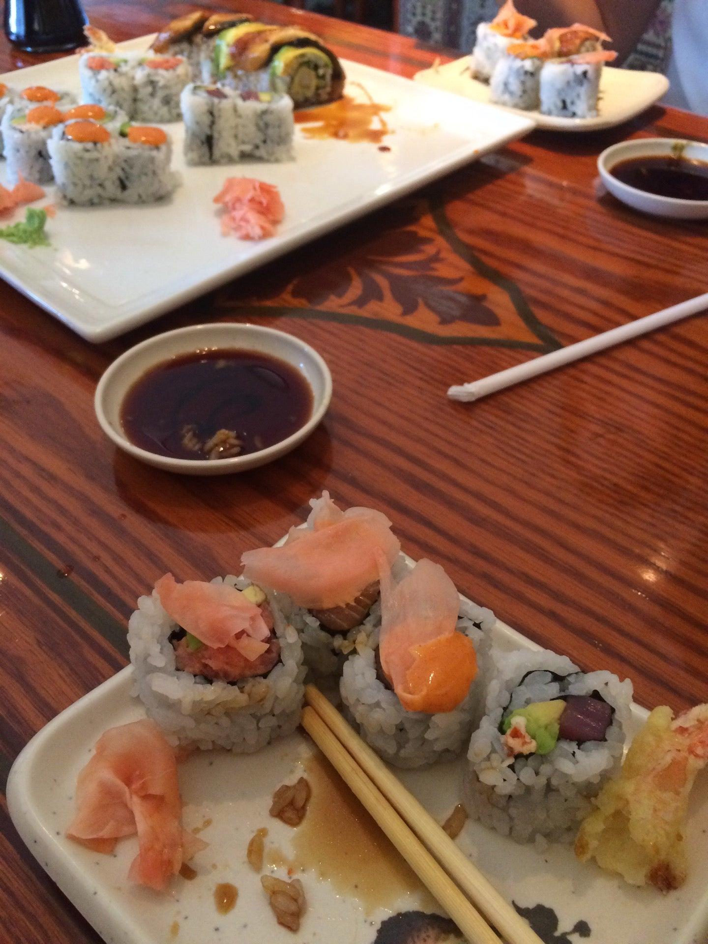 Koji,sushi