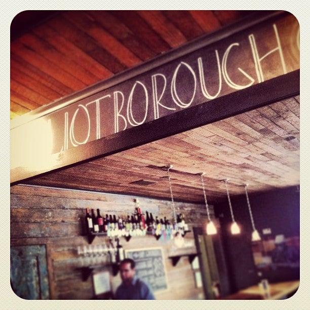 Elliotborough Mini Bar
