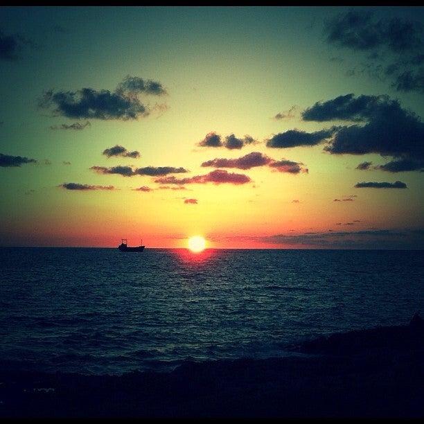 Limassol Beach