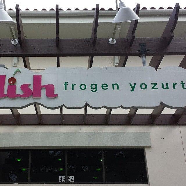 Utopit Frozen Yogurt,fro-yo,frozen yogurt
