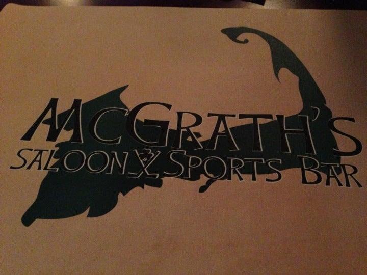 McGraths Saloon