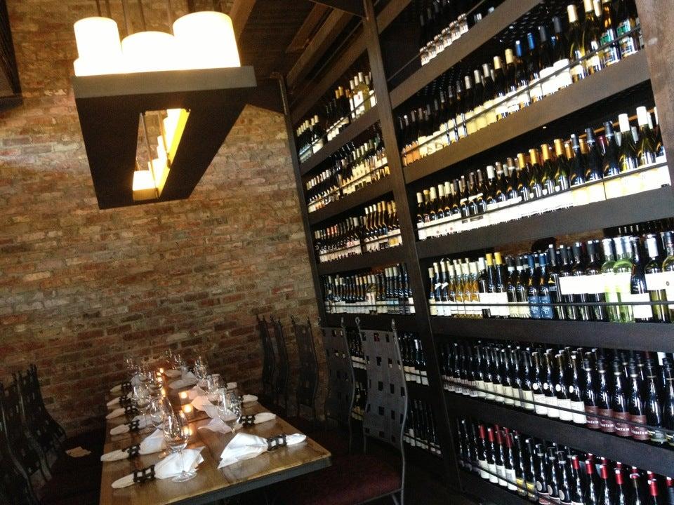 Purple Cafe & Wine Bar