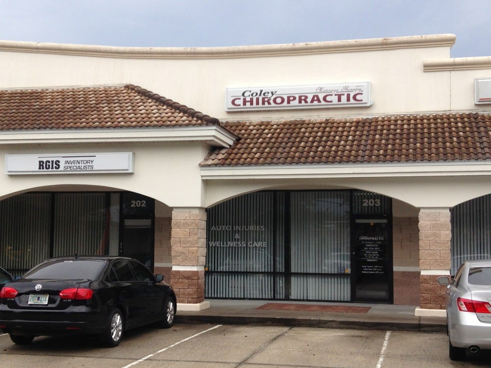 Coley Chiropractic PA,