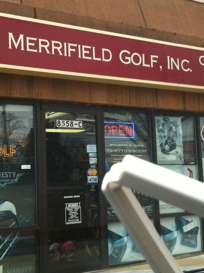 Merrifield Golf,