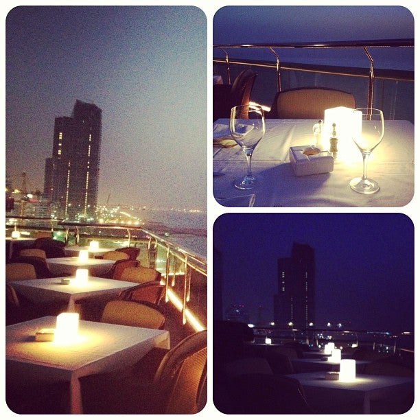 bice sky bar - jbr jumeirah beach residence