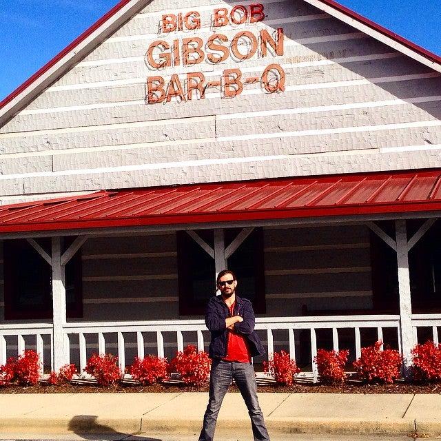 Gibson Big Bob Bar-b-q,white sauce