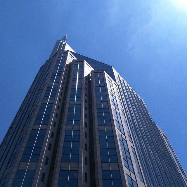AT&T,batman building,historychannel