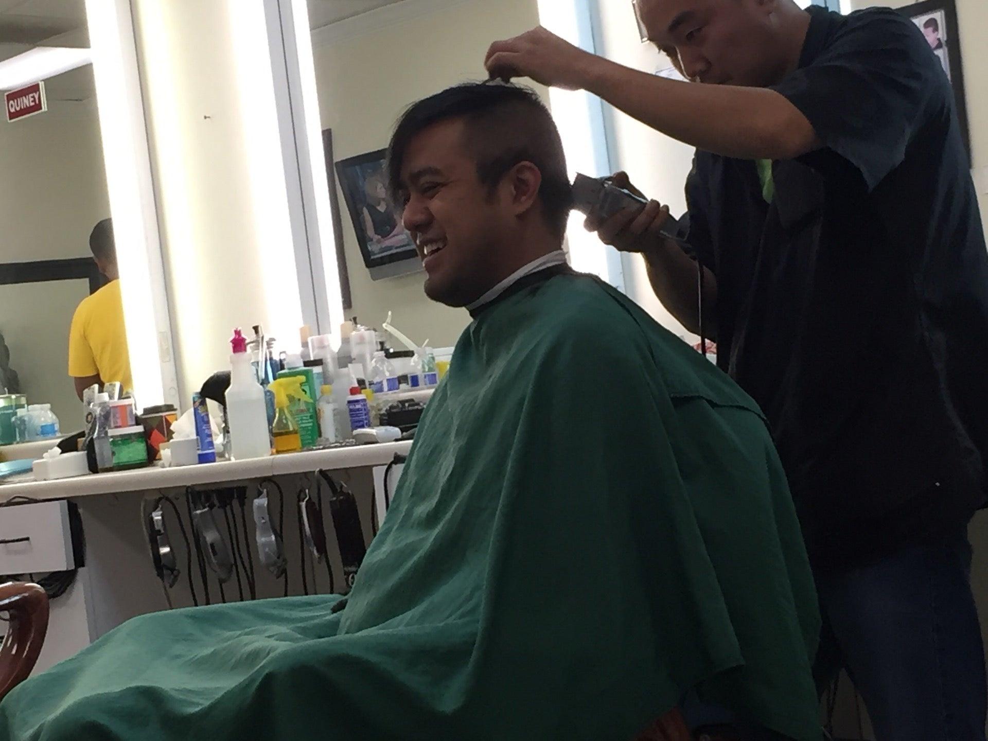M Barbershop,